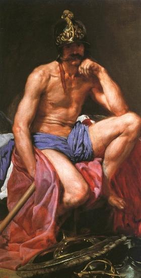 Velazquez' Mars